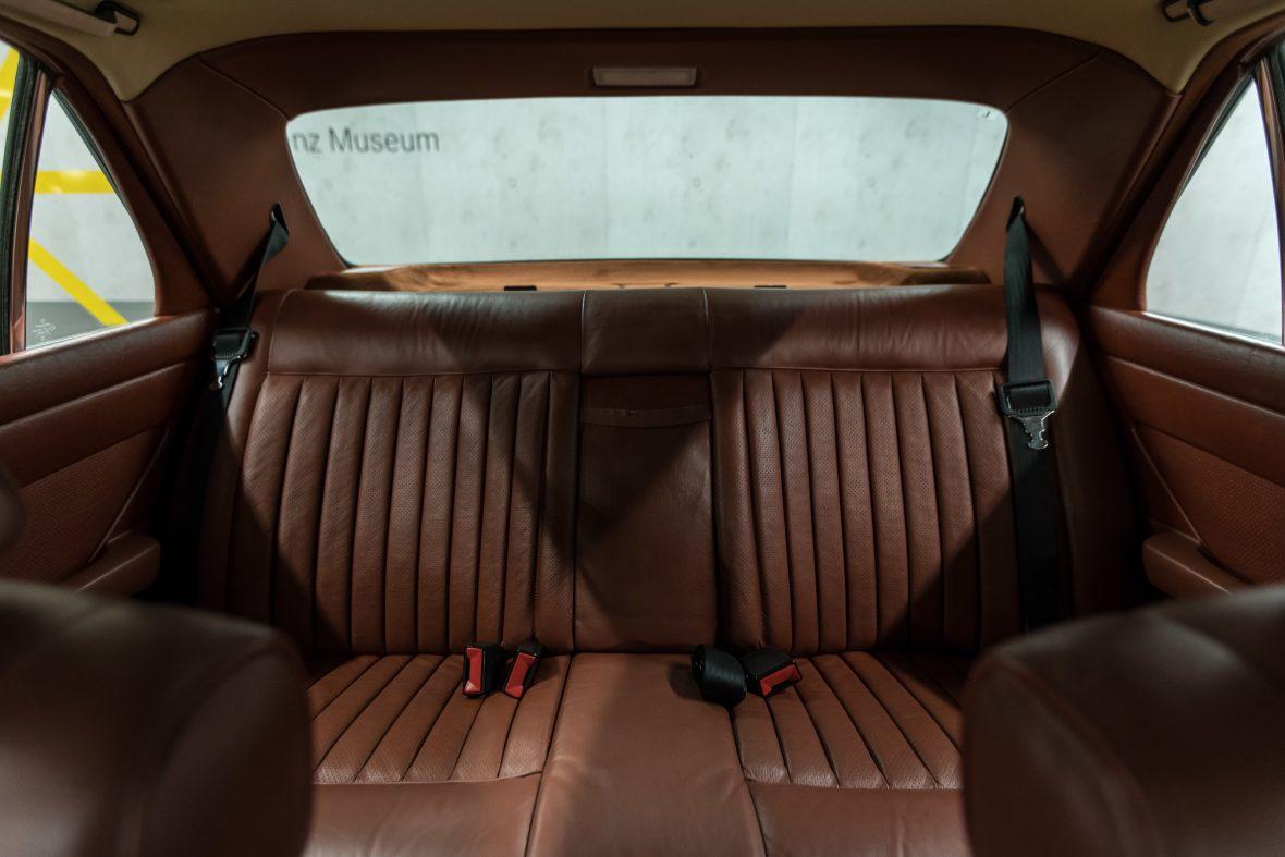 Mercedes-Benz 280 SE (W 126) 13