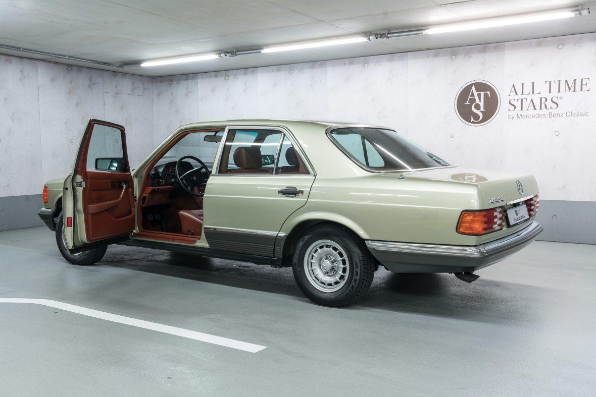 Mercedes-Benz 280 SE (W 126) 7