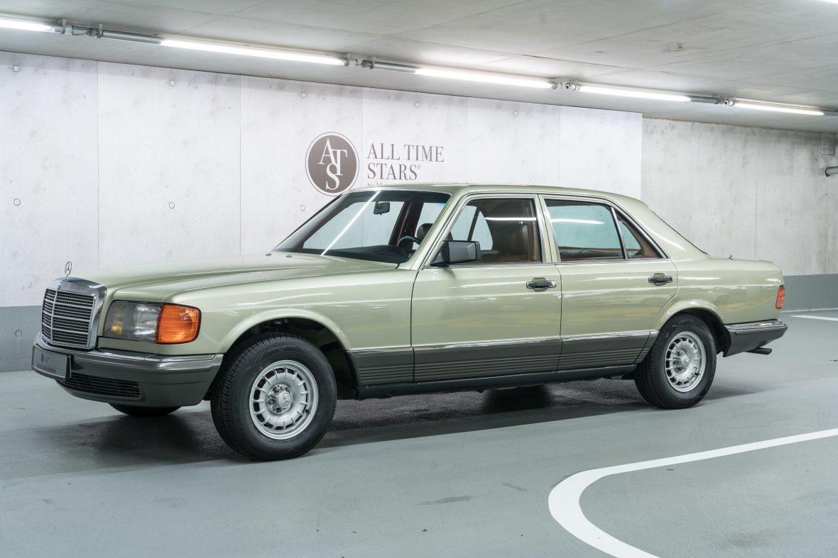 Mercedes-Benz 280 SE (W 126) 4