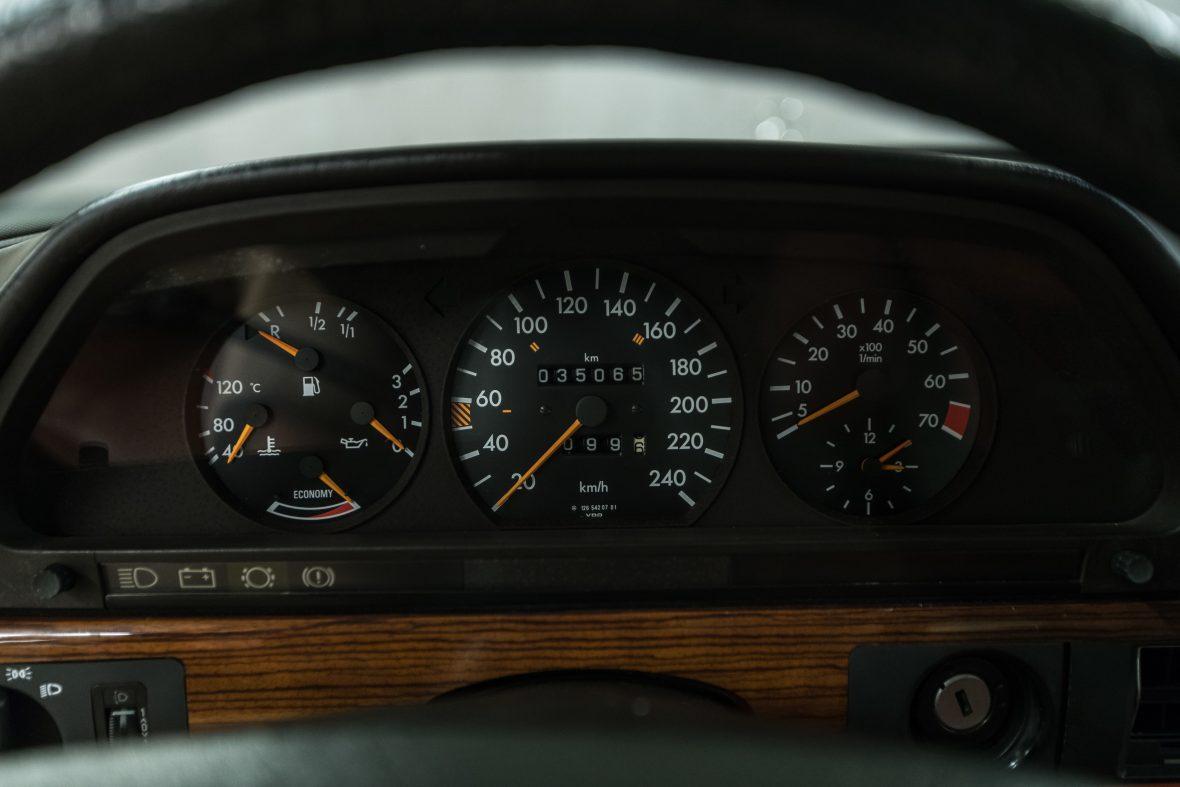 Mercedes-Benz 280 SE (W 126) 20