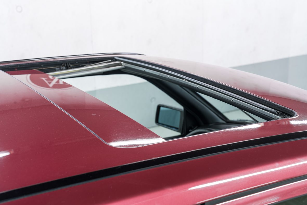 Mercedes-Benz 190 E 2.6 (W 201) 11