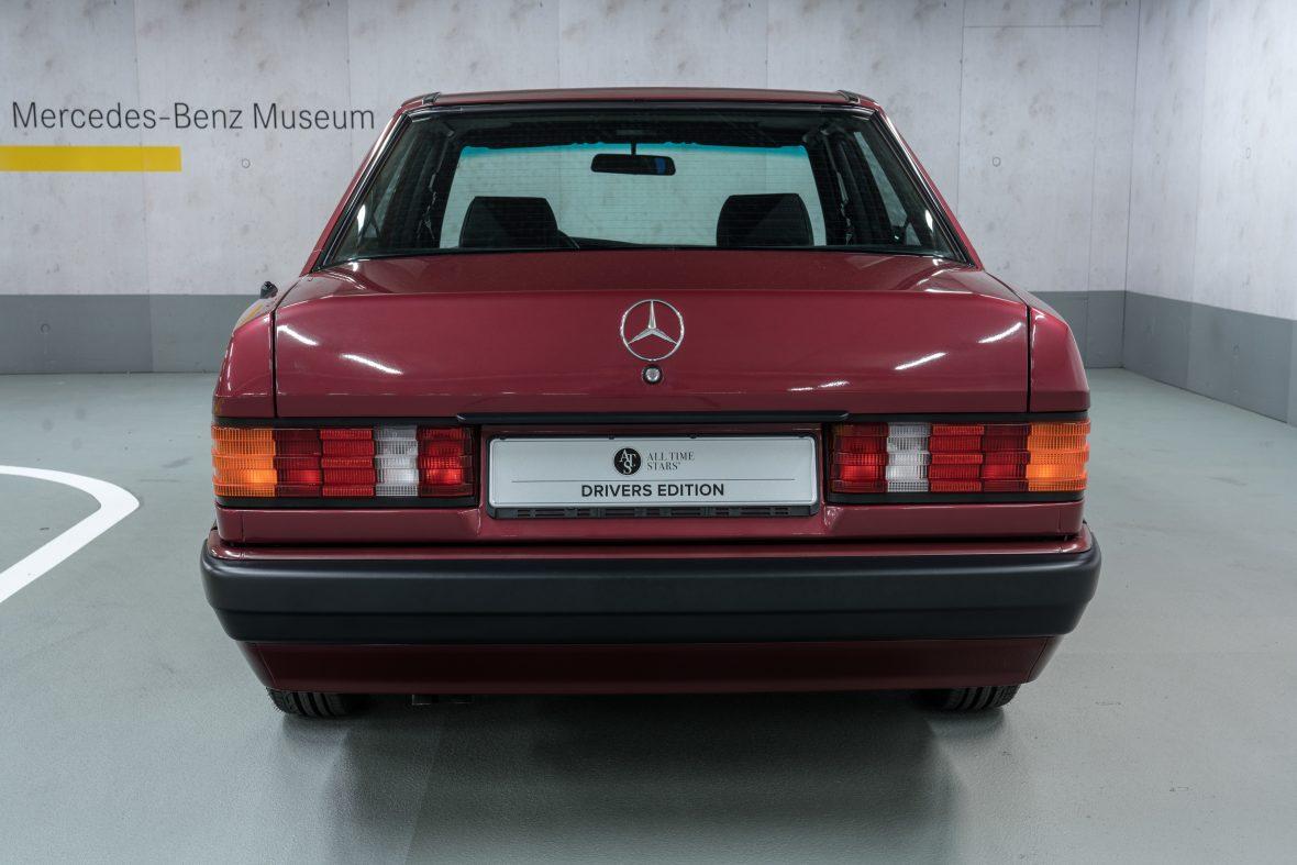 Mercedes-Benz 190 E 2.6 (W 201) 5