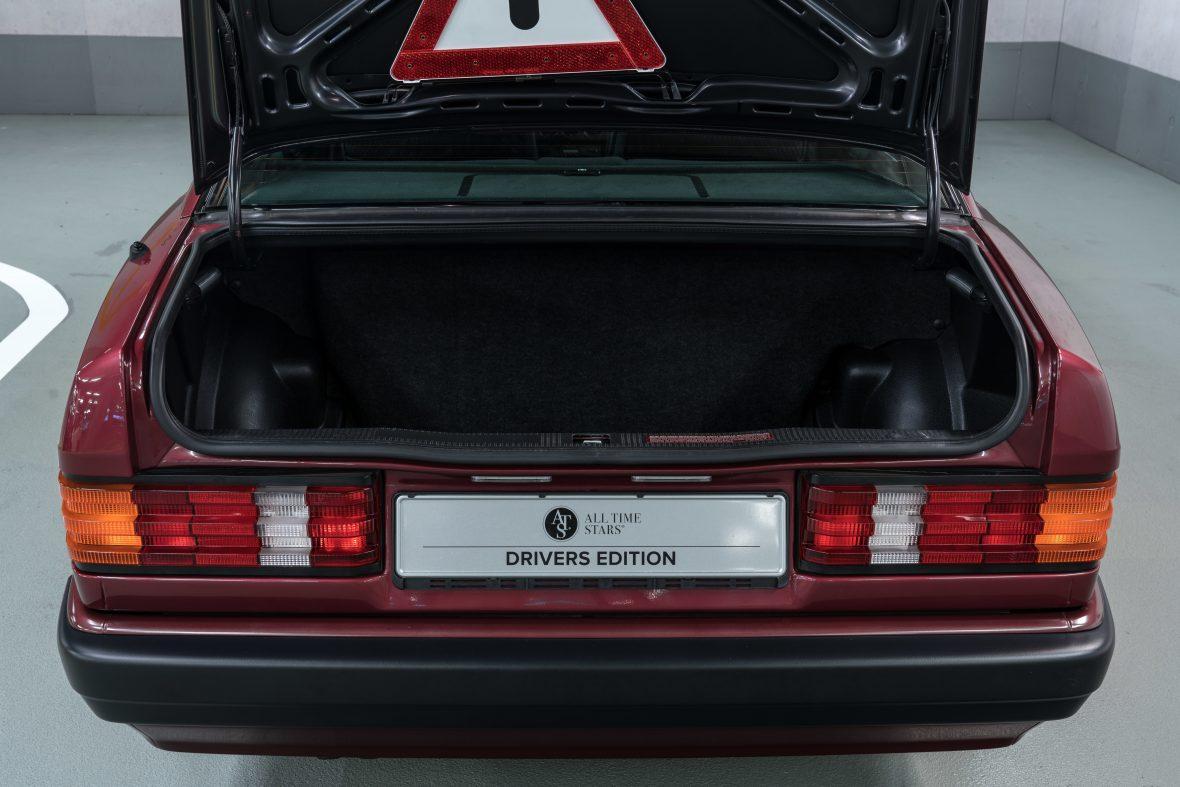 Mercedes-Benz 190 E 2.6 (W 201) 17