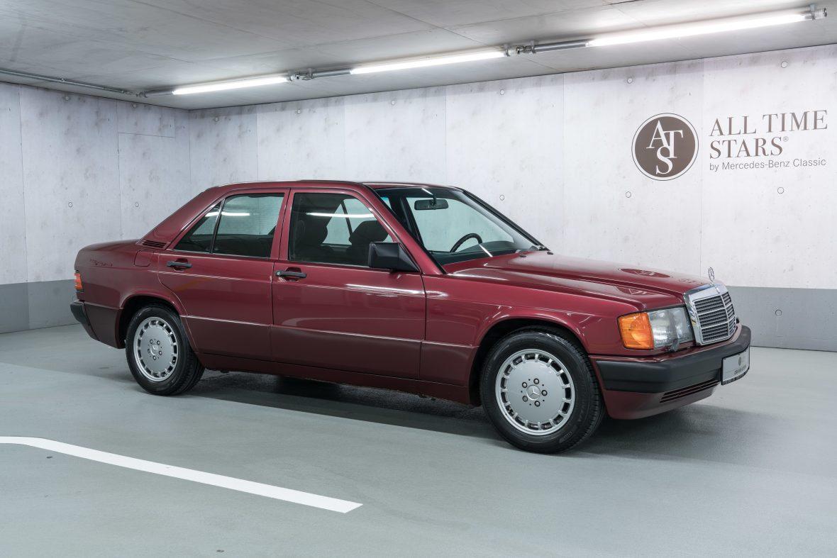 Mercedes-Benz 190 E 2.6 (W 201) 0