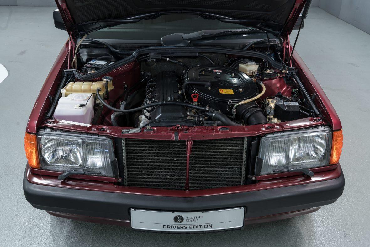 Mercedes-Benz 190 E 2.6 (W 201) 8