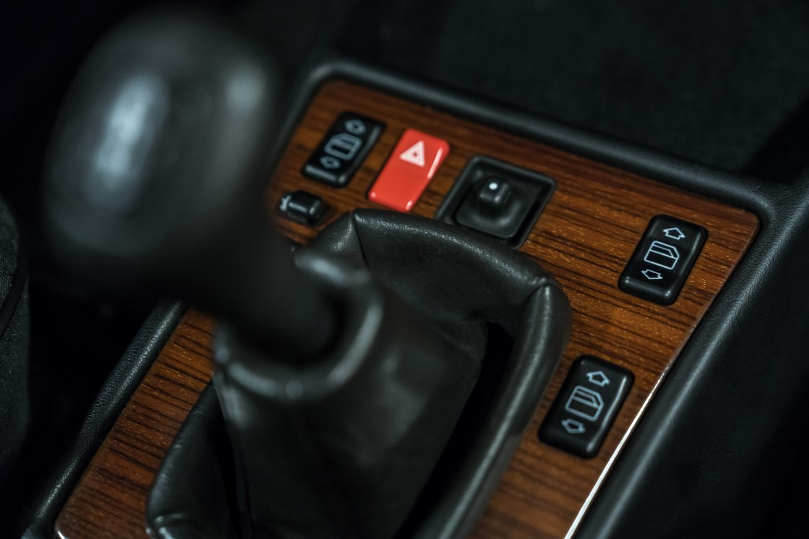 Mercedes-Benz 190 E 2.6 (W 201) 16