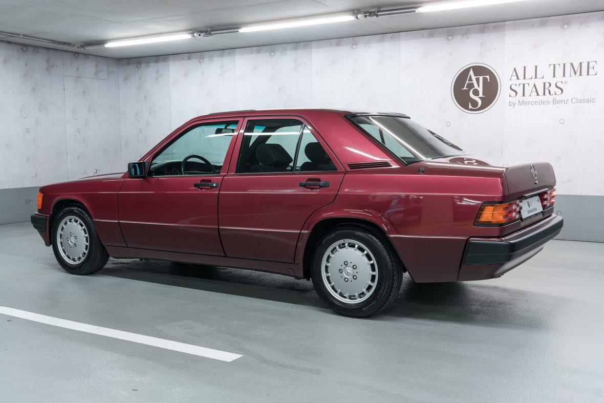 Mercedes-Benz 190 E 2.6 (W 201) 6