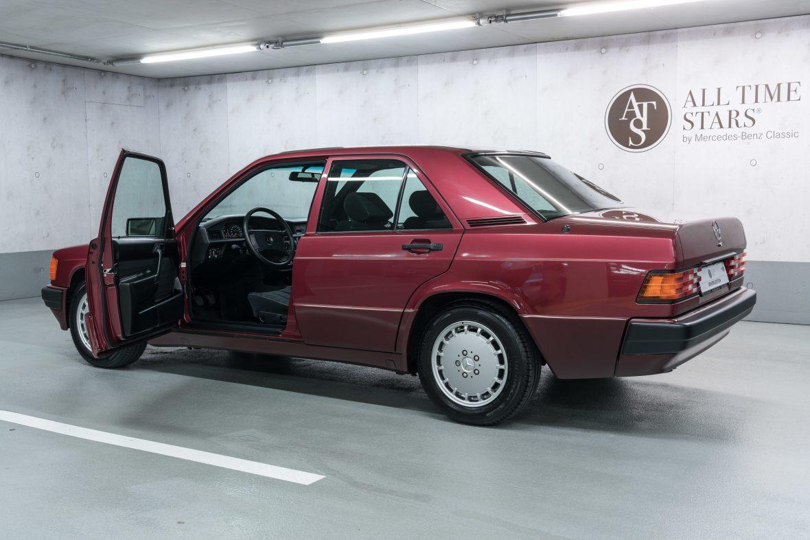 Mercedes-Benz 190 E 2.6 (W 201) 7