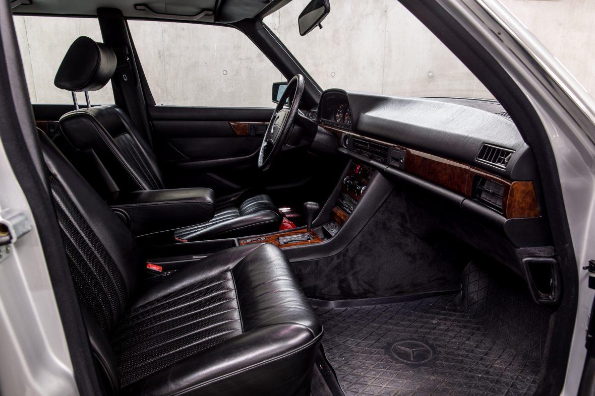Mercedes-Benz 500 SEL (W 126) 15