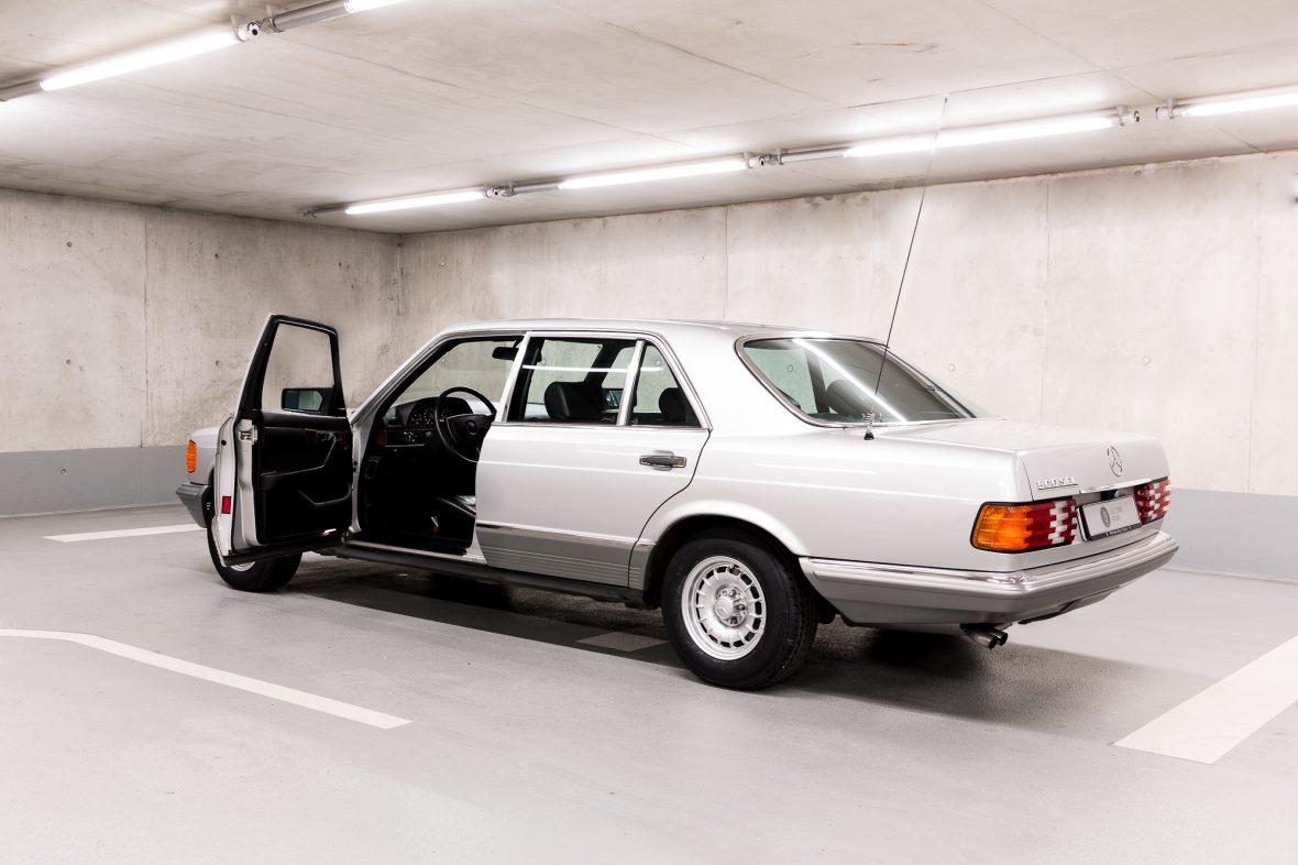 Mercedes-Benz 500 SEL (W 126) 6