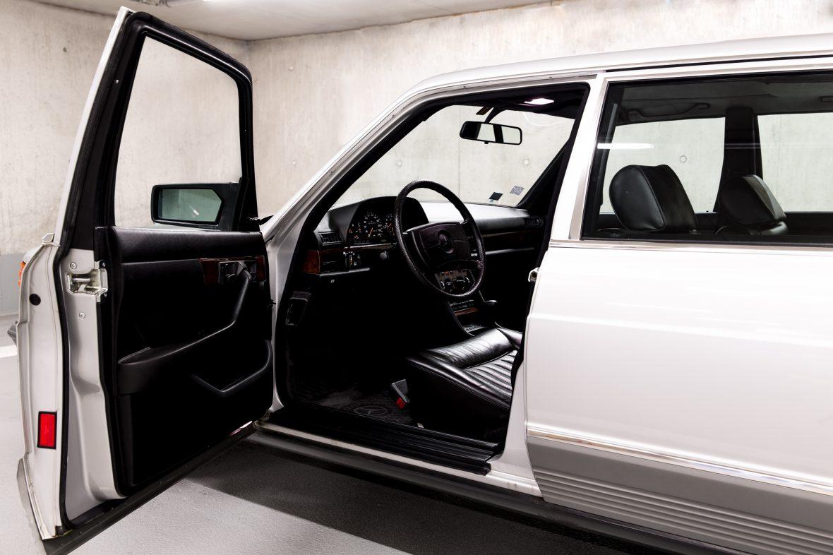 Mercedes-Benz 500 SEL (W 126) 11