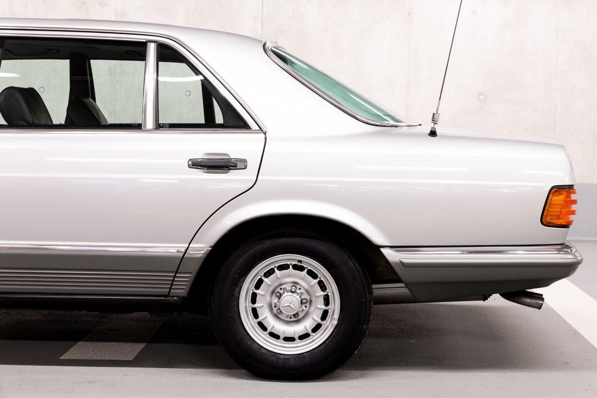 Mercedes-Benz 500 SEL (W 126) 12