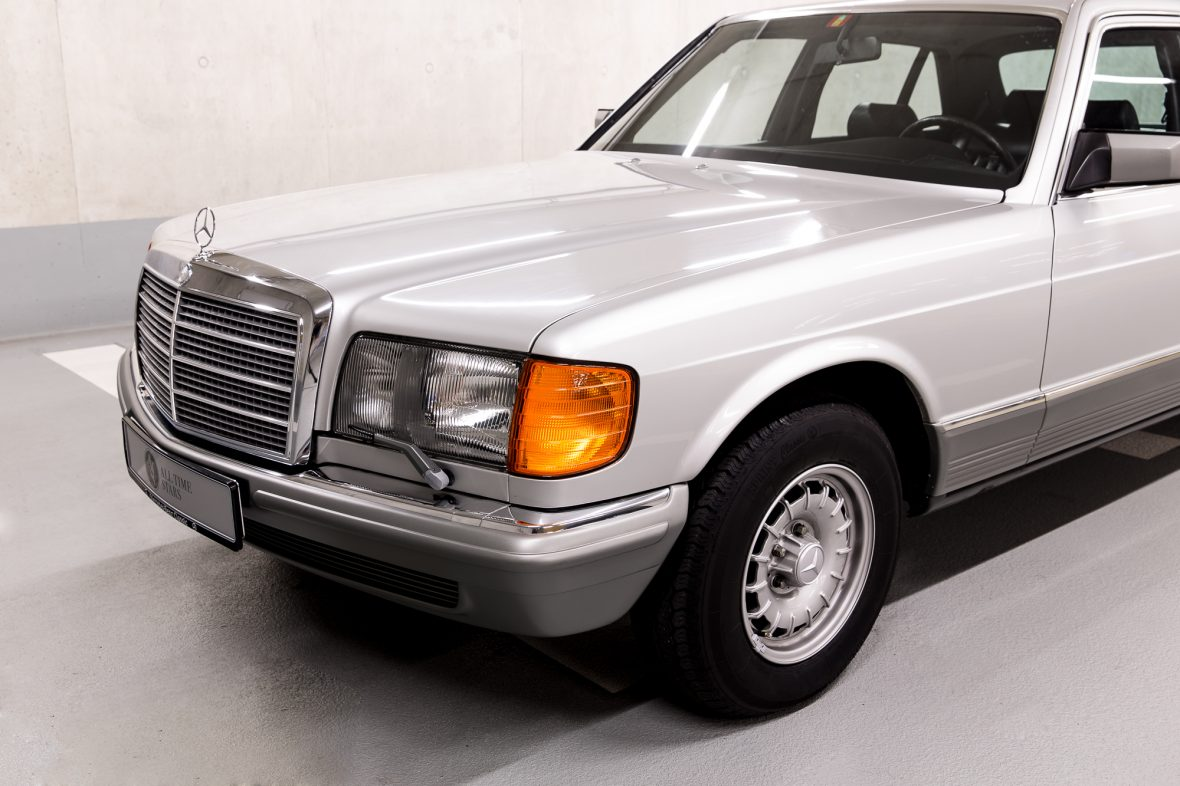Mercedes-Benz 500 SEL (W 126) 10