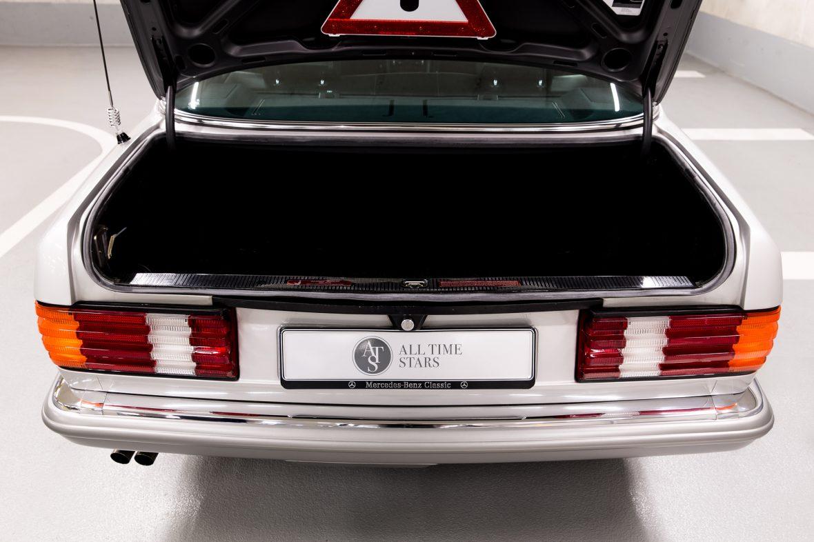 Mercedes-Benz 500 SEL (W 126) 17