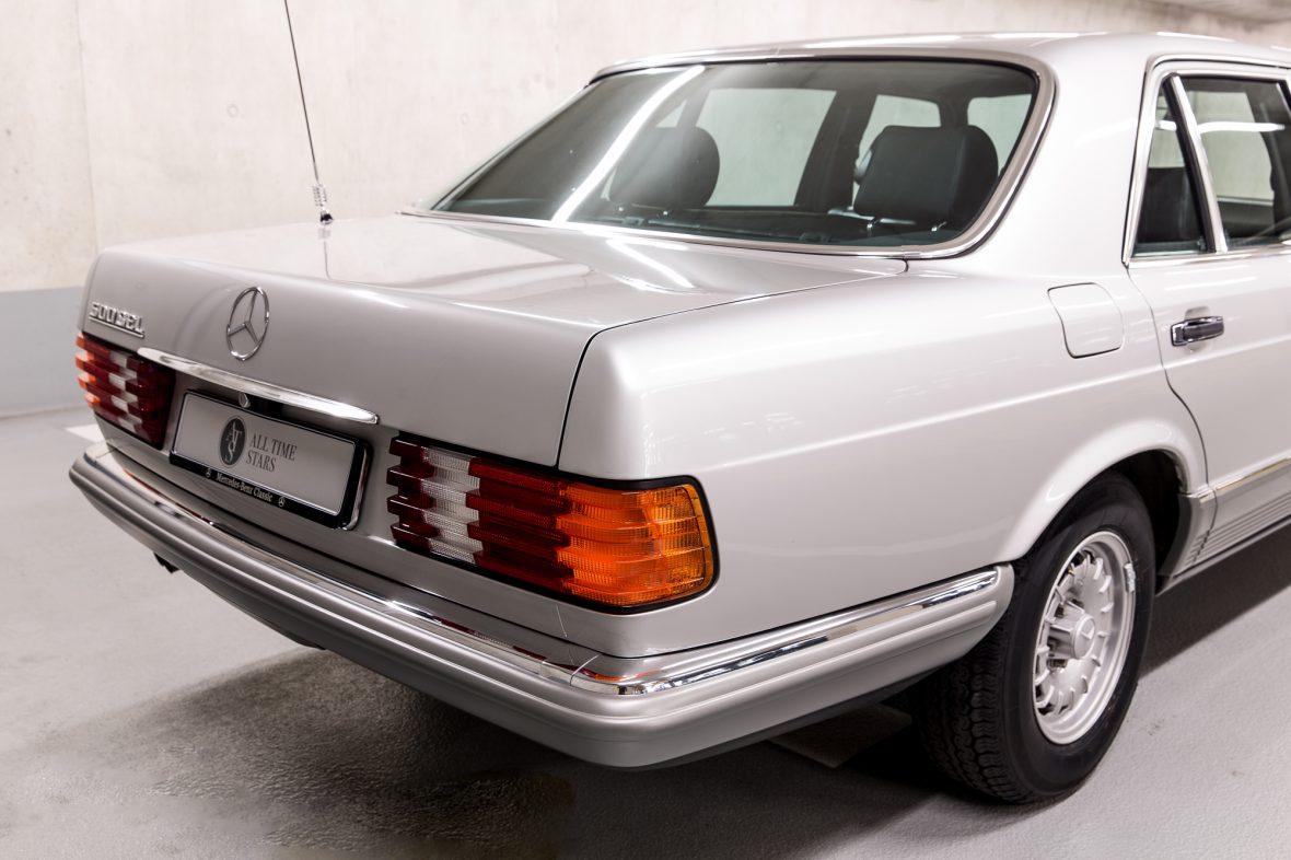 Mercedes-Benz 500 SEL (W 126) 9