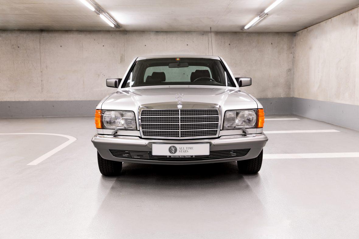 Mercedes-Benz 500 SEL (W 126) 3