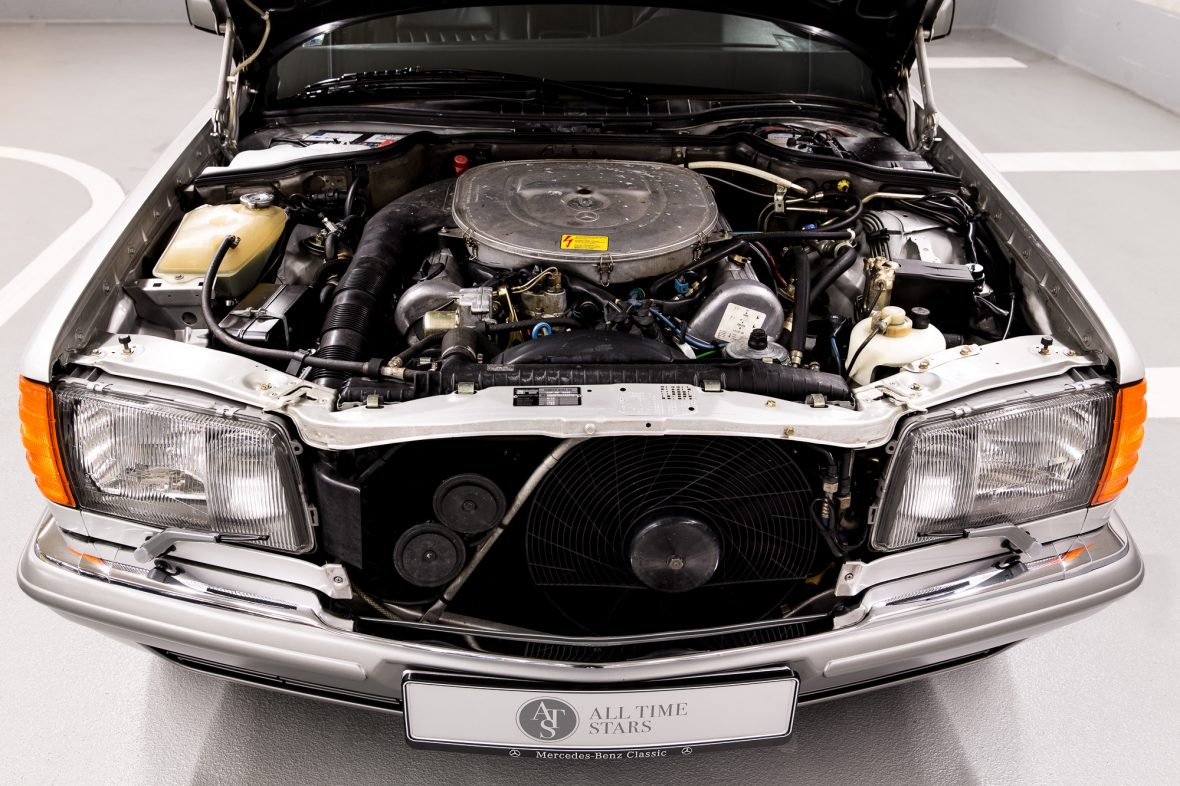 Mercedes-Benz 500 SEL (W 126) 7