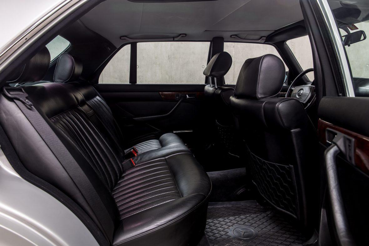 Mercedes-Benz 500 SEL (W 126) 16