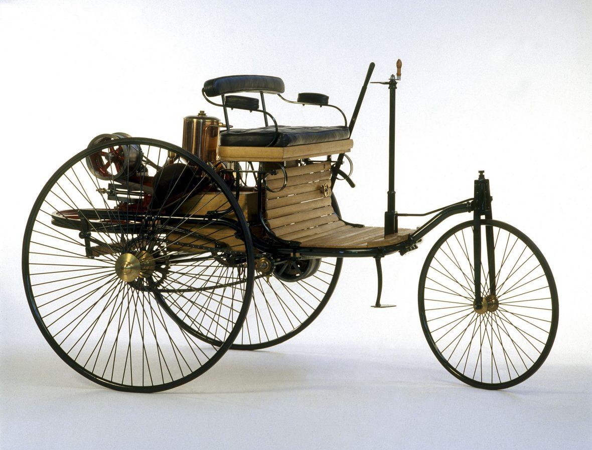 Benz Patent-Motorwagen (Nachbau) 0