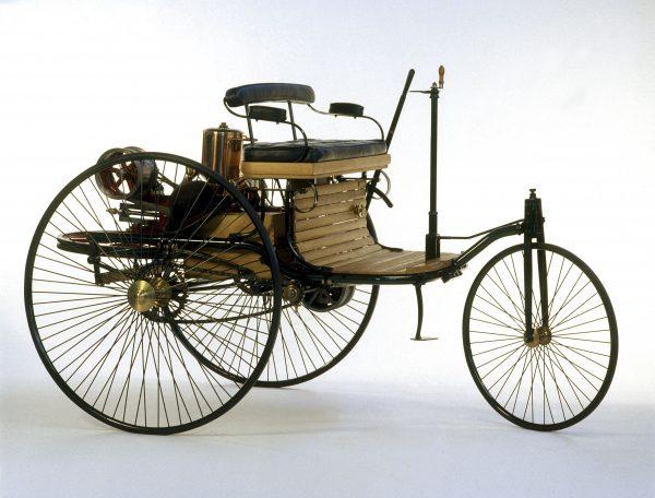 Benz Patent-Motorwagen (Nachbau)