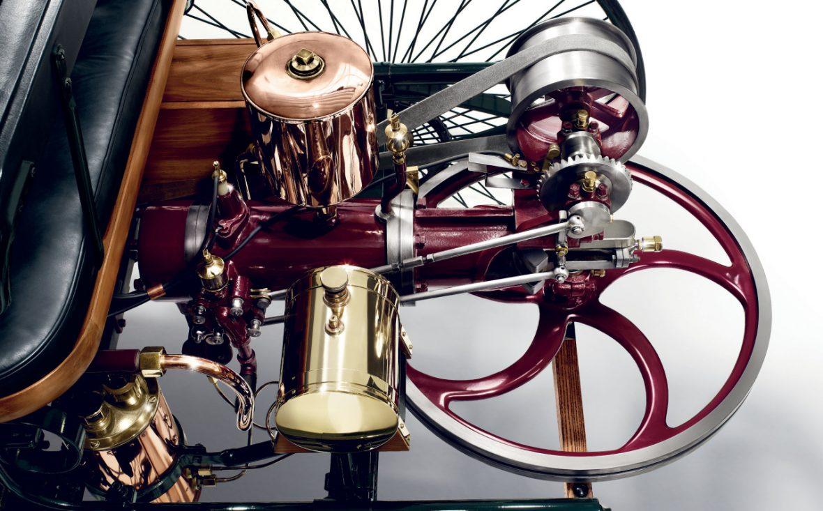 Benz Patent-Motorwagen (Nachbau) 4