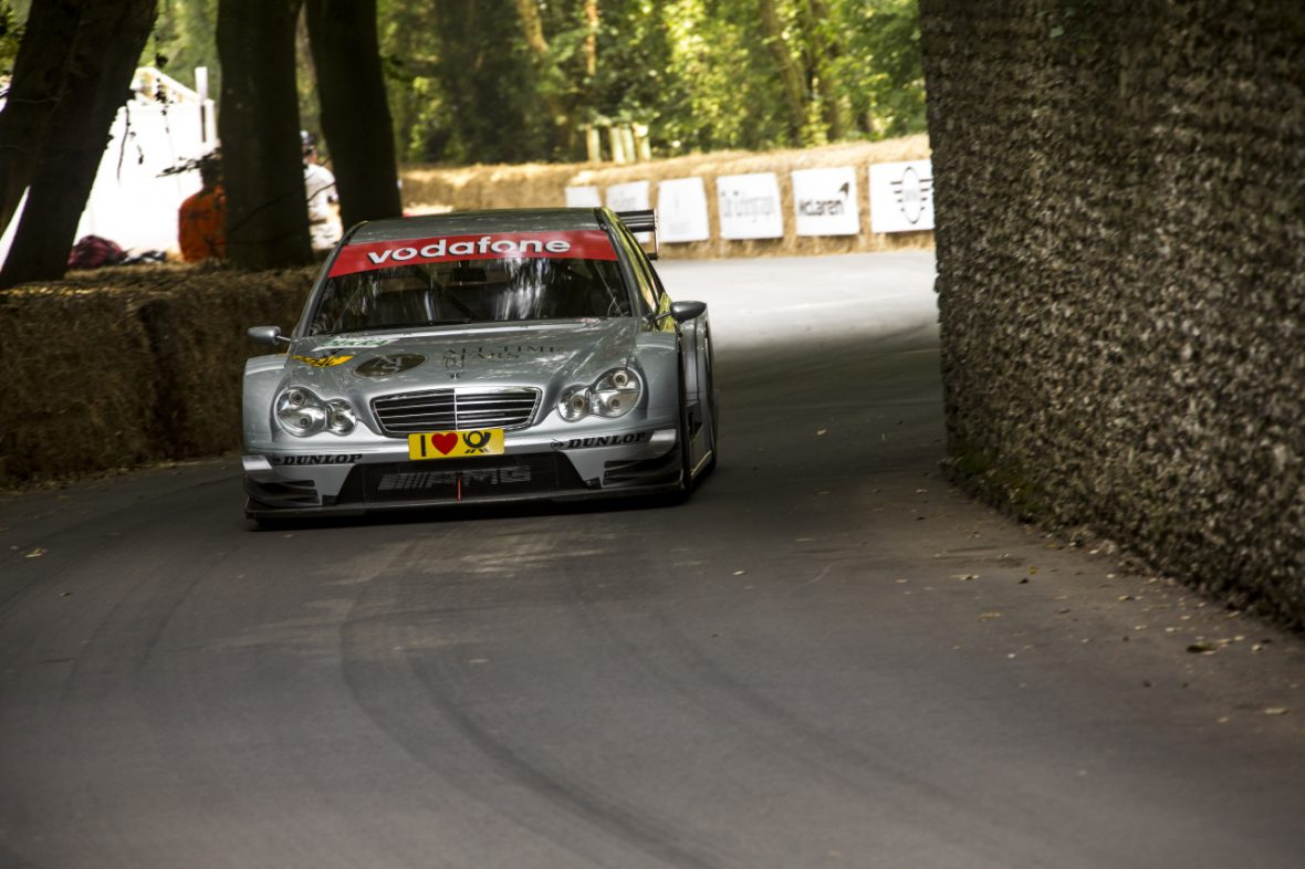 2005 AMG-Mercedes C-Klasse DTM (W 203) 13