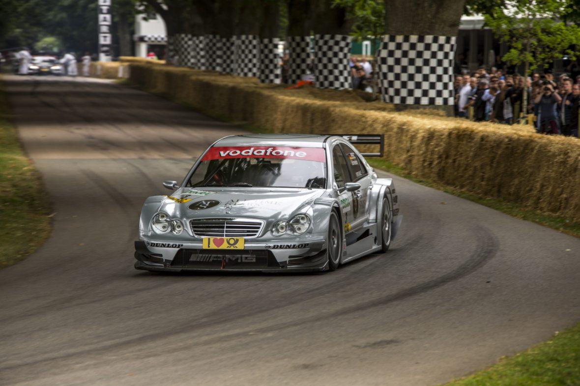2005 AMG-Mercedes C-Klasse DTM (W 203) 15