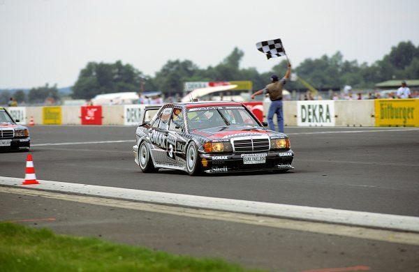Mit 16 Siegen zur DTM-Meisterschaft 1992