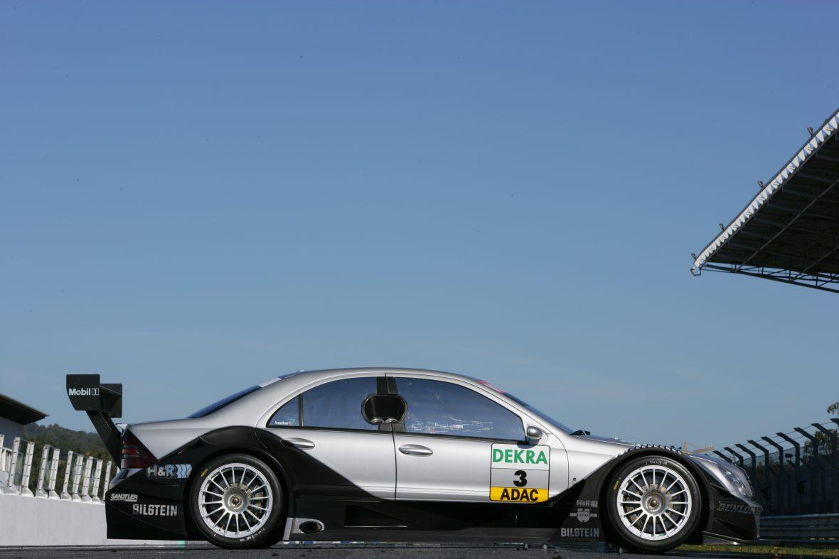 2005 AMG-Mercedes C-Klasse DTM (W 203) 2