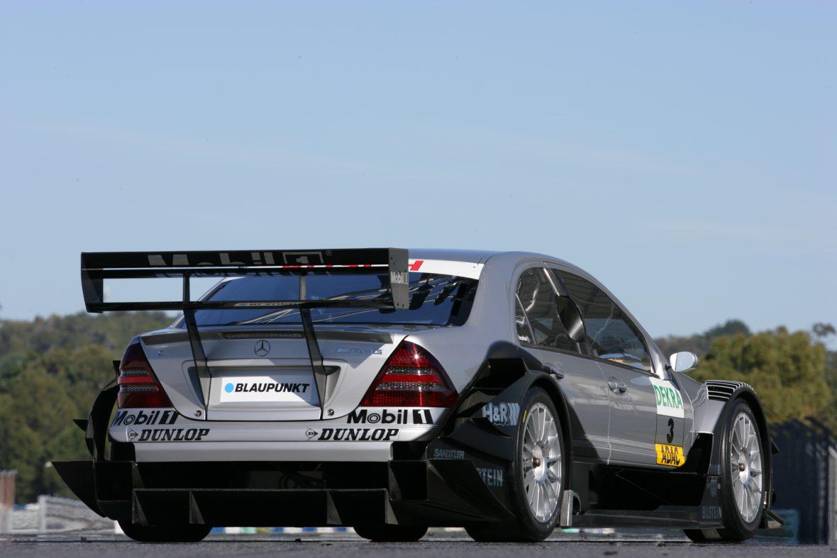 2005 AMG-Mercedes C-Klasse DTM (W 203) 10
