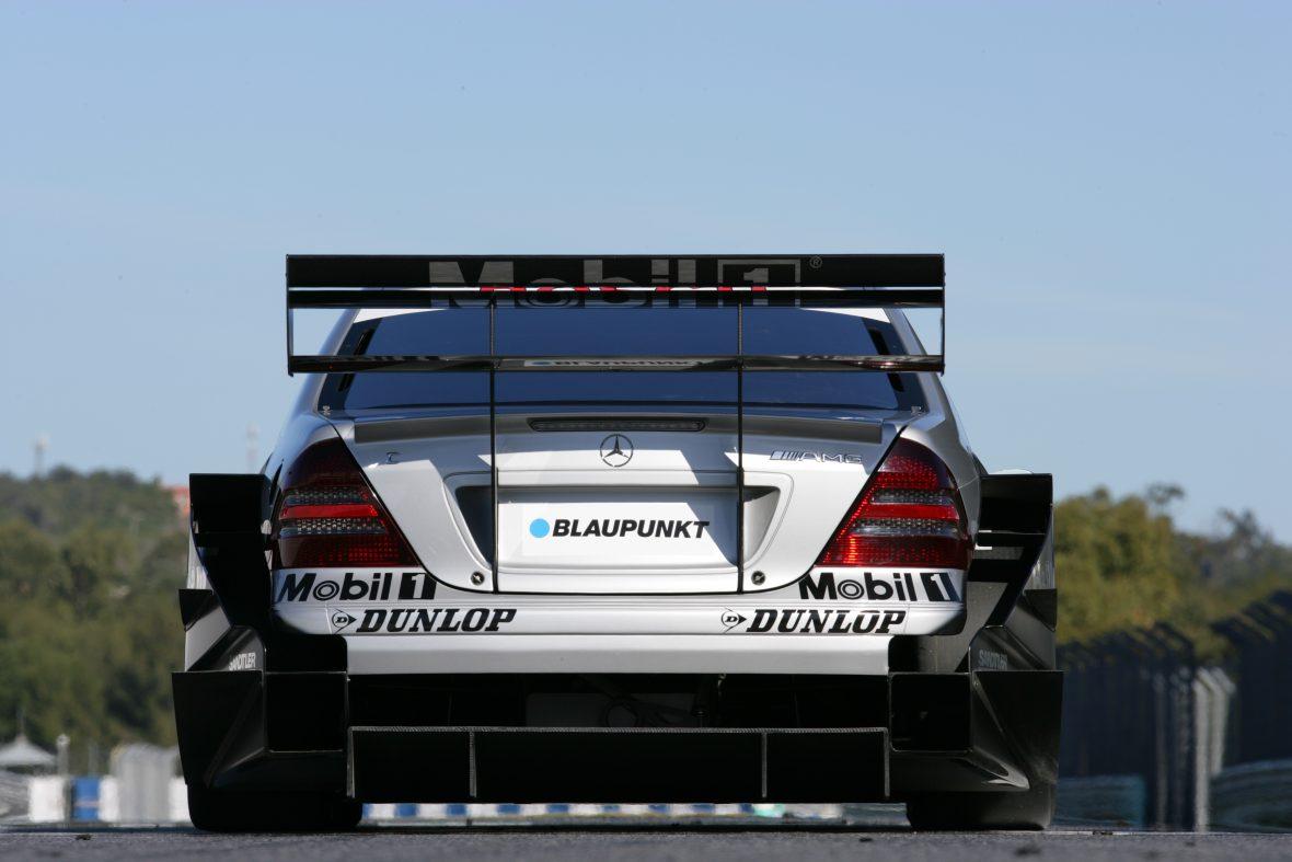 2005 AMG-Mercedes C-Klasse DTM (W 203) 4