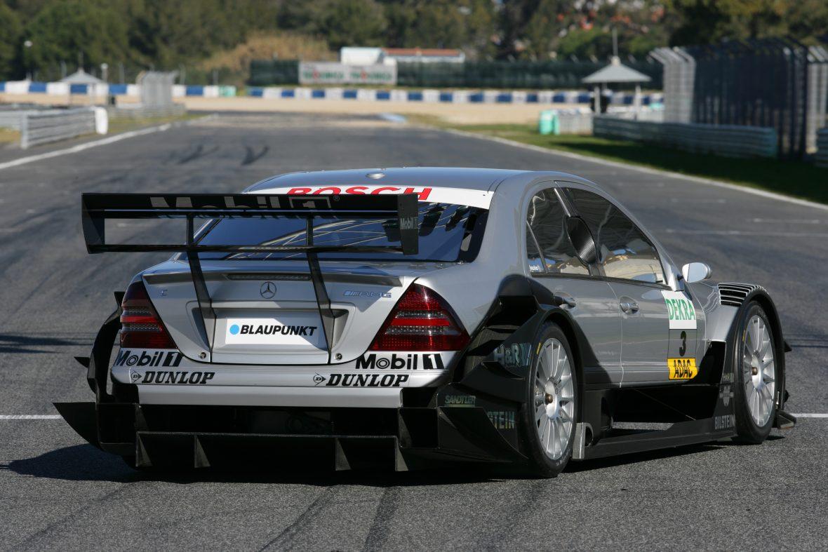 2005 AMG-Mercedes C-Klasse DTM (W 203) 1