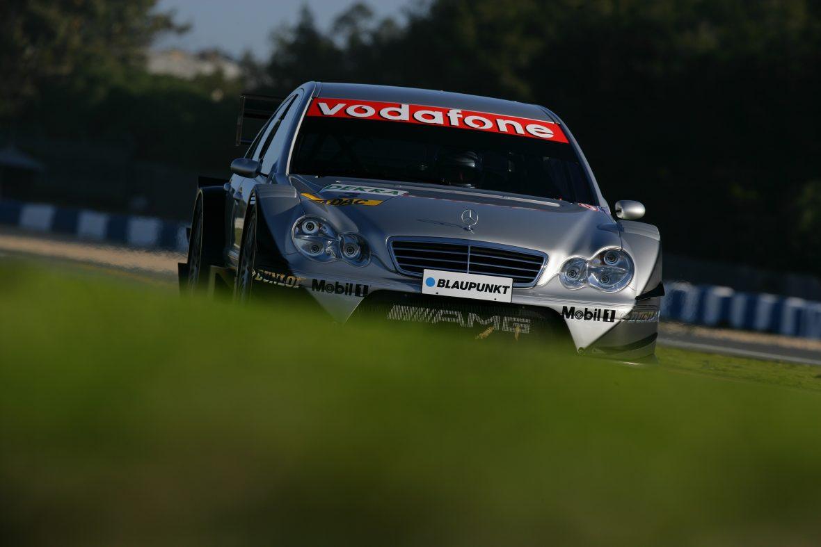 2005 AMG-Mercedes C-Klasse DTM (W 203) 11