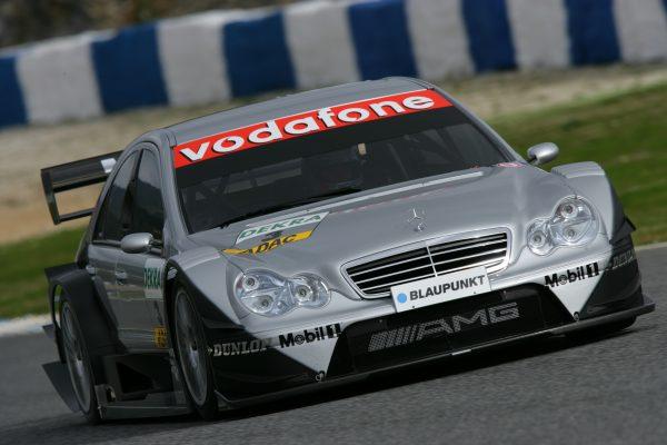 2005 Mercedes – Benz AMG C-Klasse Rennsport-Tourenwagen (W 203)
