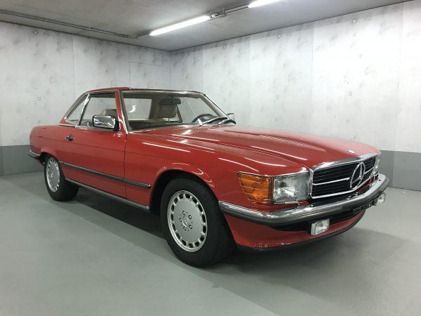 Mercedes – Benz R 107 300 SL