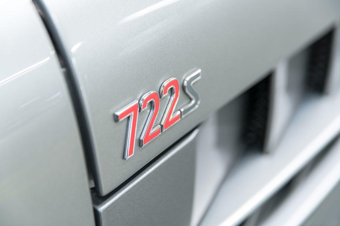 Mercedes-Benz SLR McLaren 722 S Roadster (R 199) 17