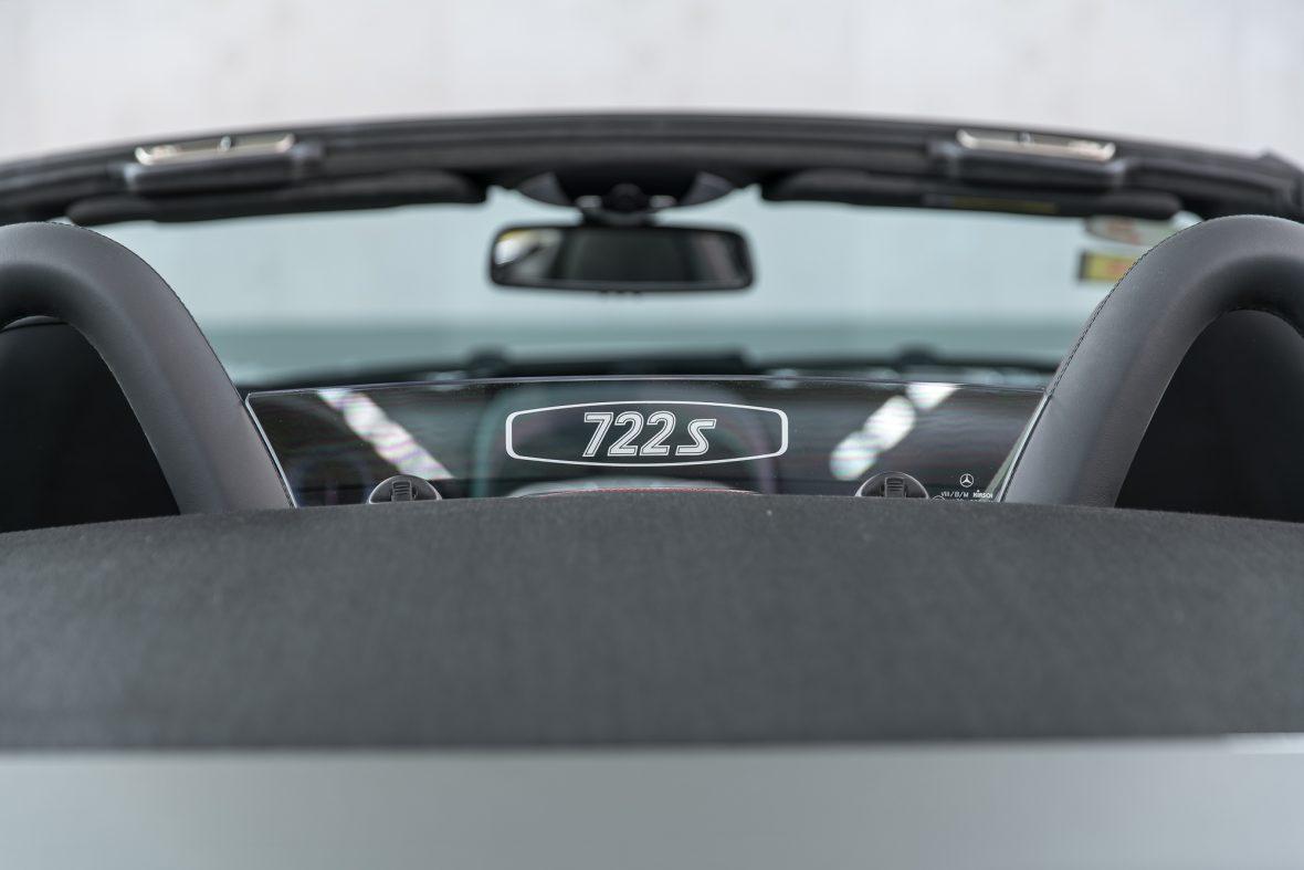 Mercedes-Benz SLR McLaren 722 S Roadster (R 199) 30