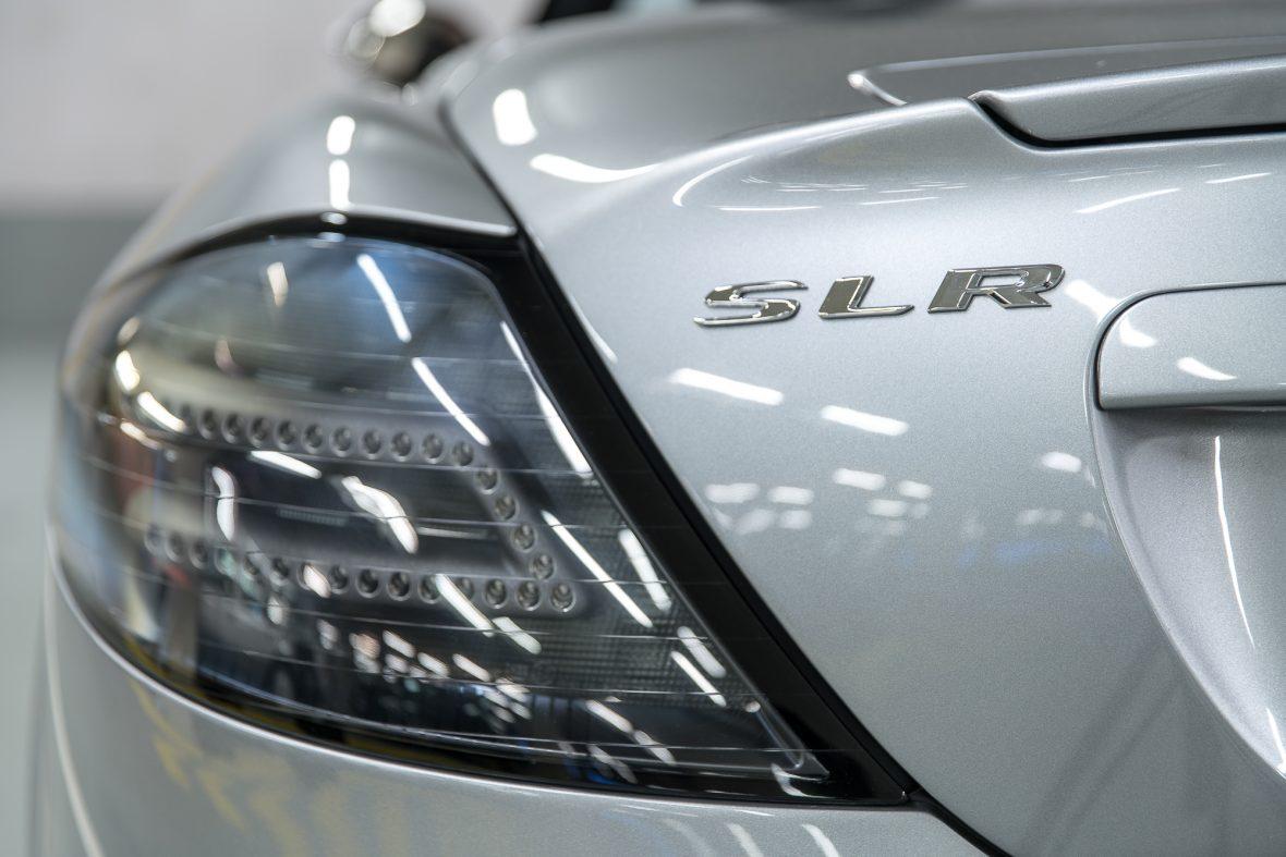 Mercedes-Benz SLR McLaren 722 S Roadster (R 199) 31