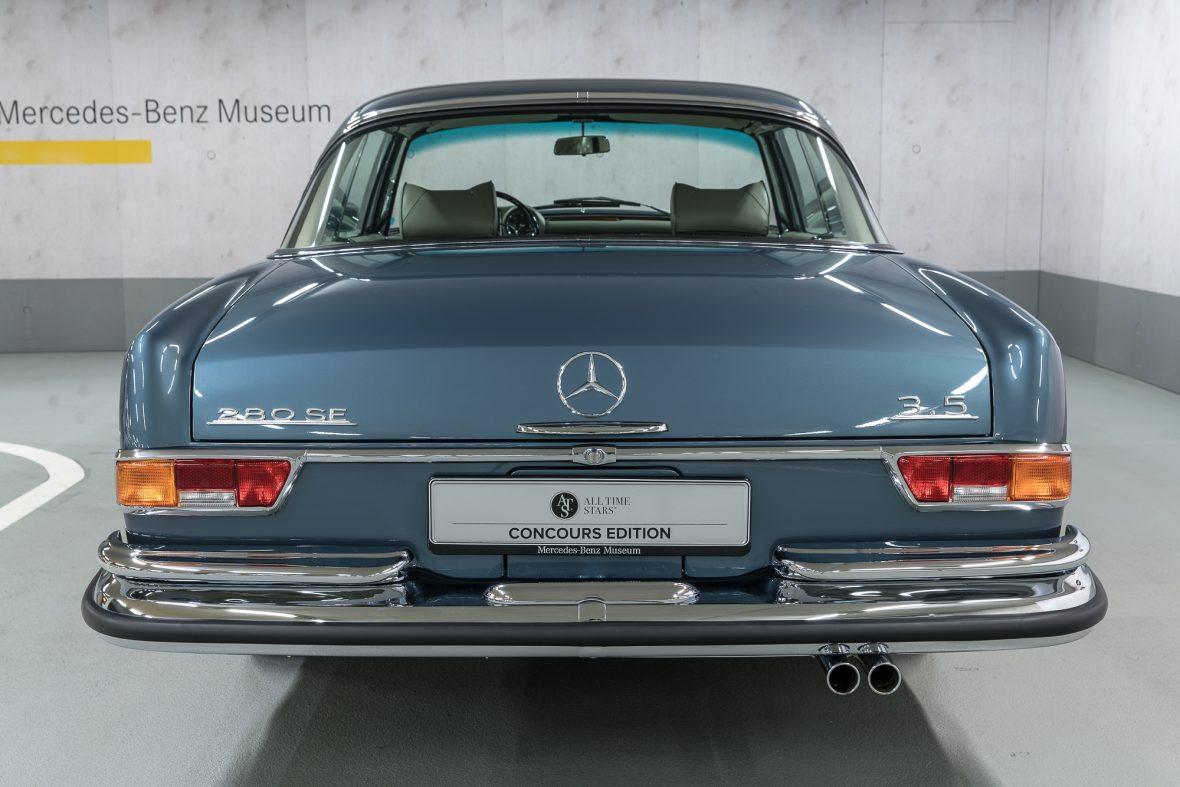 Mercedes-Benz 280 SE 3.5 Coupe (W 111) 7