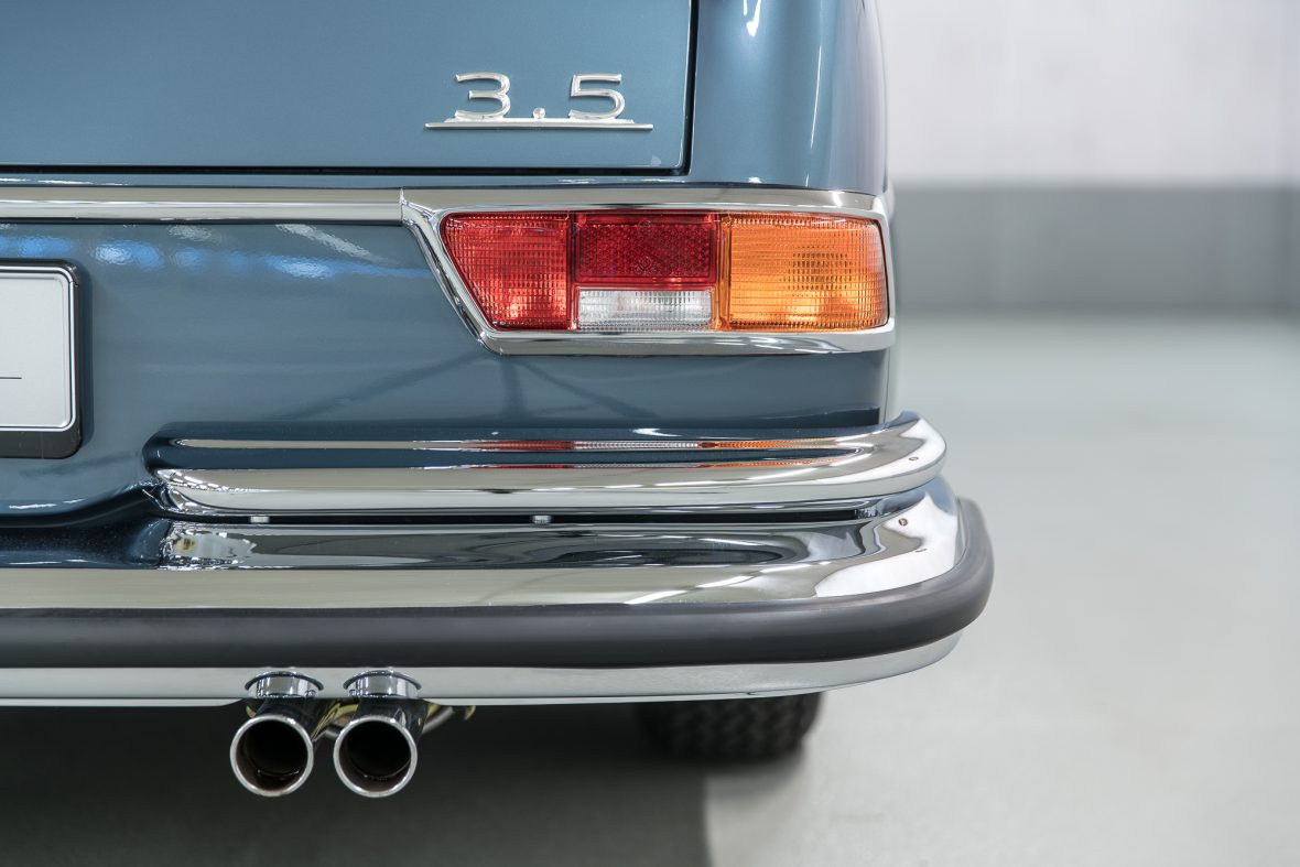 Mercedes-Benz 280 SE 3.5 Coupe (W 111) 25