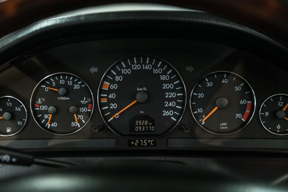 Mercedes-Benz SL 320 (R 129) 19