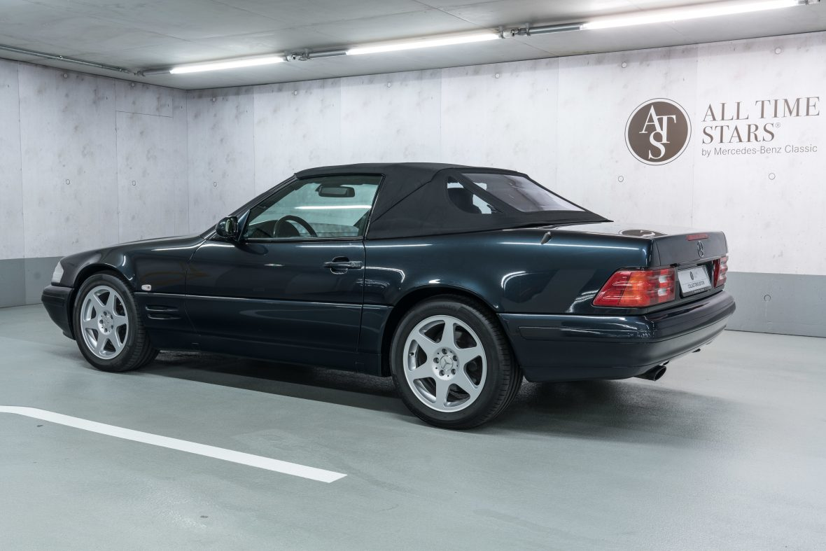 Mercedes-Benz SL 320 (R 129) 8