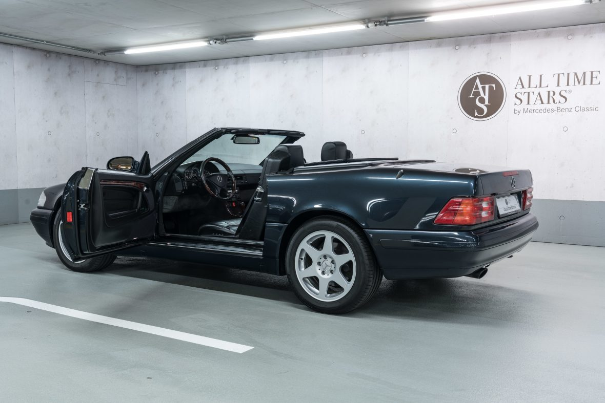 Mercedes-Benz SL 320 (R 129) 6