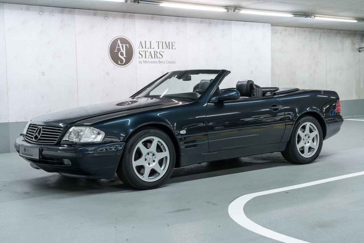 Mercedes-Benz SL 320 (R 129) 4