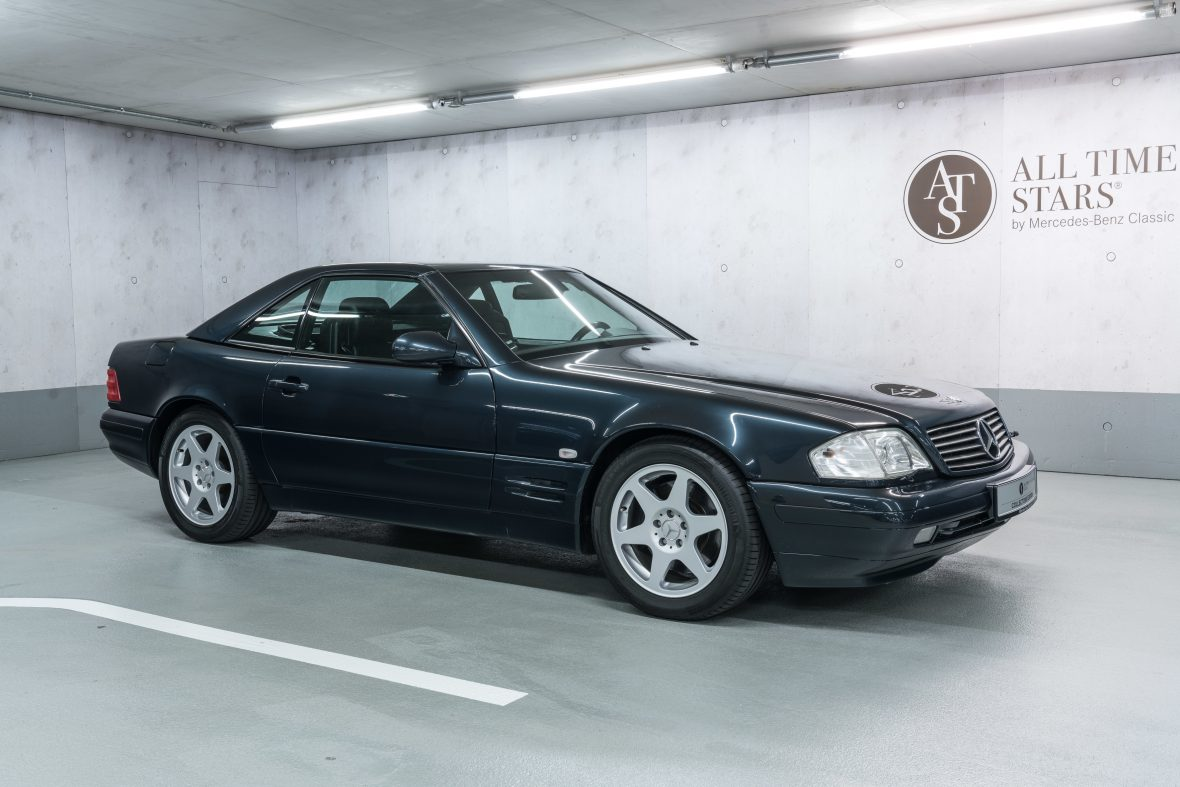Mercedes-Benz SL 320 (R 129) 0