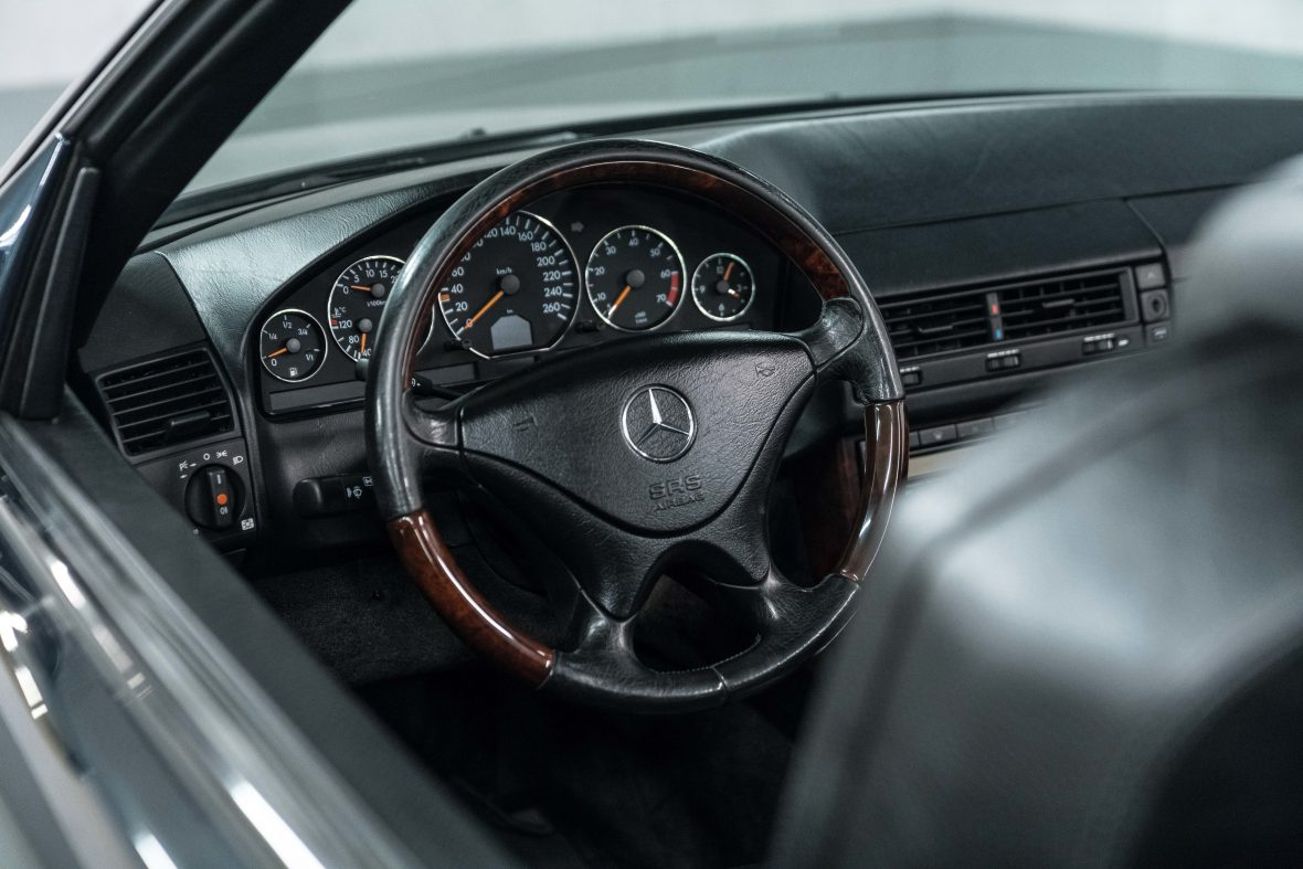 Mercedes-Benz SL 320 (R 129) 17