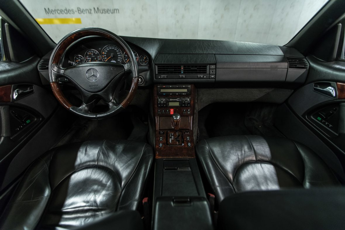 Mercedes-Benz SL 320 (R 129) 18
