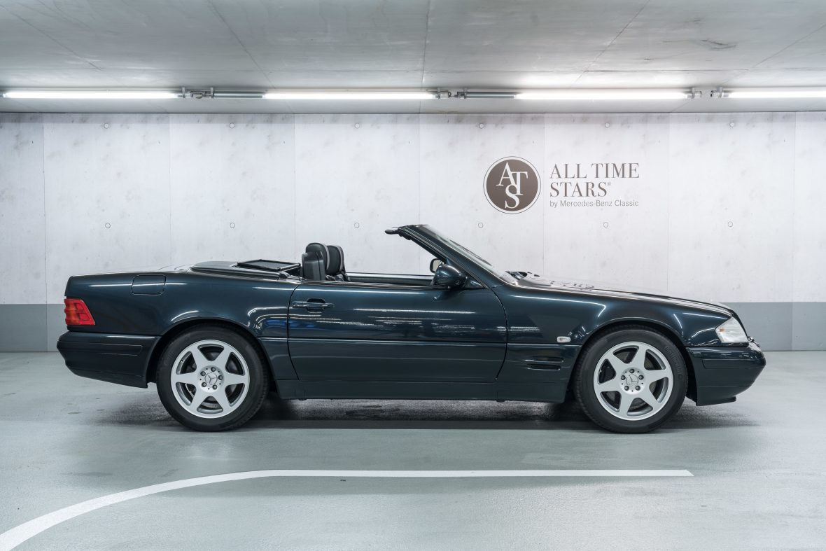 Mercedes-Benz SL 320 (R 129) 1