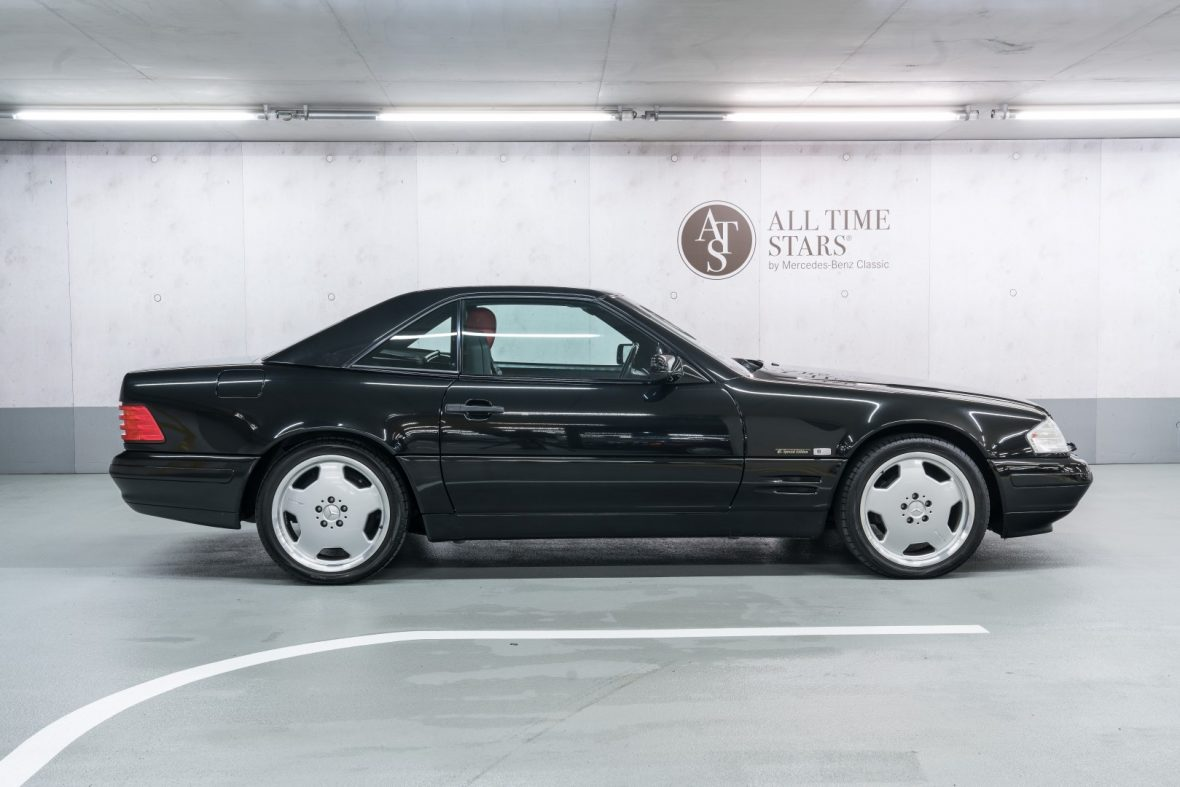 Mercedes benz sl 320 special edition r129 mercedes benz en for 320 mercedes benz