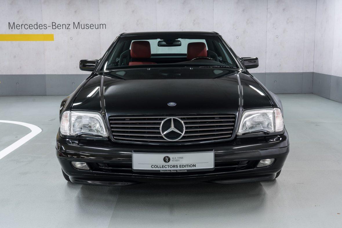 Mercedes benz 320 sl special edition r 129 mercedes for Mercedes benz specials